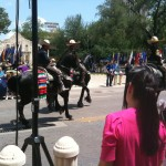 "2010 ""Battle of the Flowers"" Parade - Cavalcade Winner: ""Charro Zona Sur"""